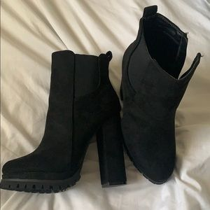 FashionNova- Until The End Booties